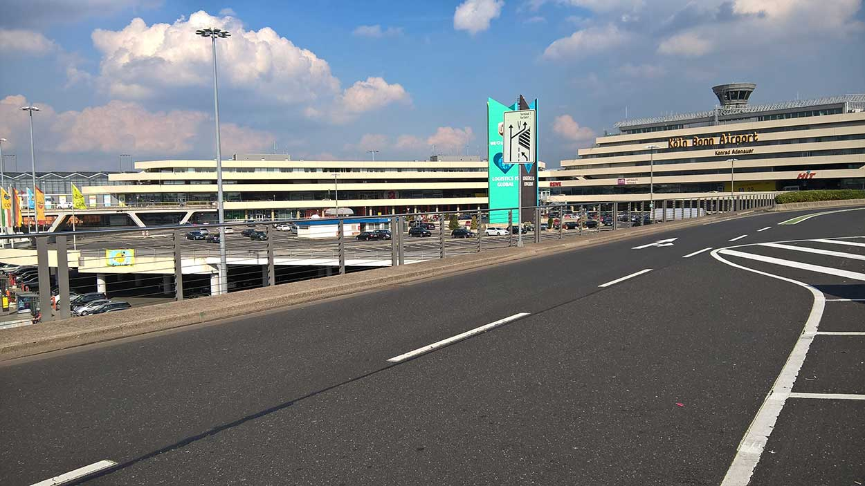 AIRPORT TRANSFER COLOGNE